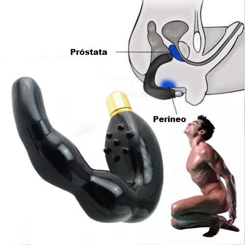 Vibrador Prostático Con Bala