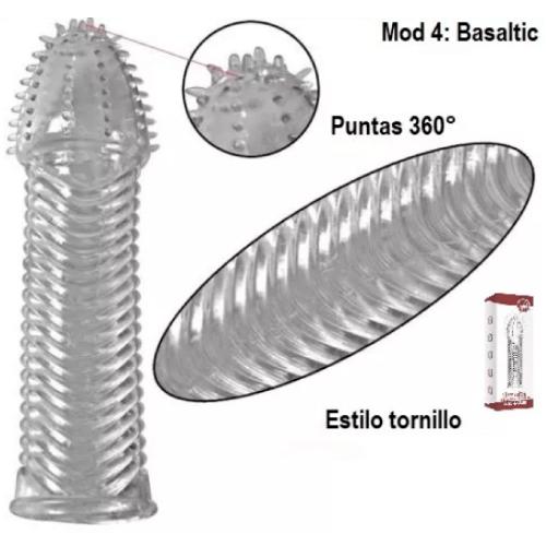 Condones texturizados Quito