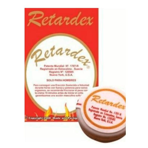 Crema Retardante Masculina Retardex Mini
