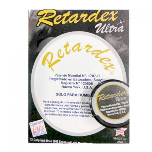 Crema Retardante Retardex Ultra