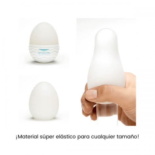 Huevo Masturbador Tenga Egg
